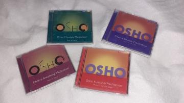Respirazione Chakra Breathing Meditation di Osho